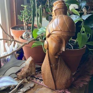 🌙2/$10 3/$15 4/$18 5/$20 : Vintage goddess statue